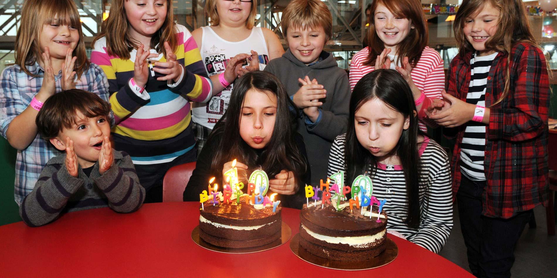 birthday parties plan your visit techniquest